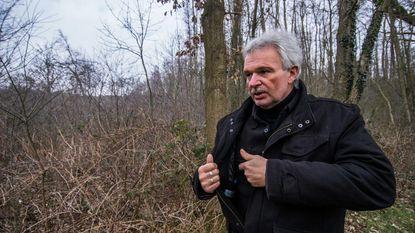 """Limburger zit twee uur vast in ijskoud moeras: """"Ik dacht dat ik ging sterven"""""""