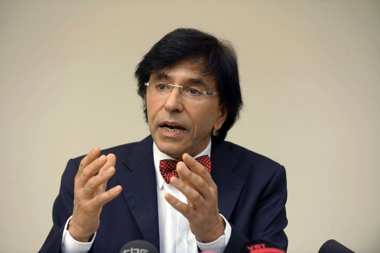 'Preformateur' Elio di Rupo (AFP) Beeld AFP