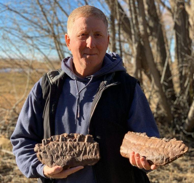 John De Groot vond het fosiel van de Thanatotheristes degrootum.