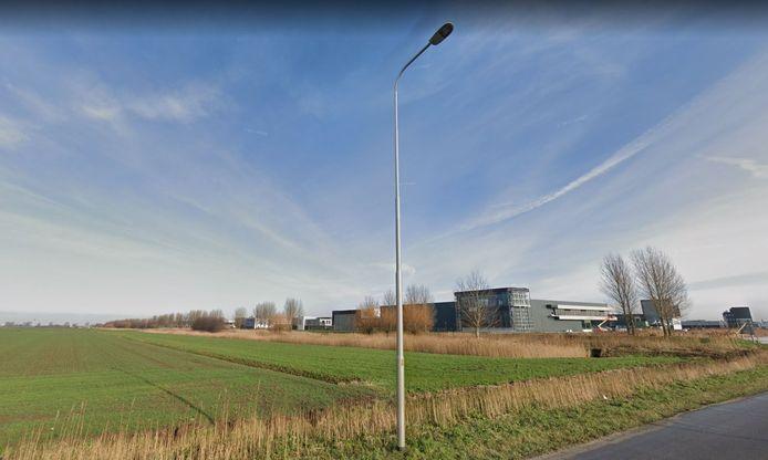 Er zijn volgens de gemeente Waalwijk geen concrete plannen voor het gebied, ten westen van Haven 7.