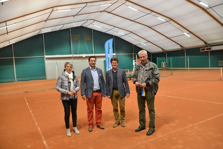 Sportcomplex krijgt LED-verlichting | Machelen | Regio | HLN