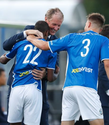 Clubicoon Jan van Grinsven gaat als ambassadeur een wedstrijd op de M-side kijken: 'Nog nooit gedaan'