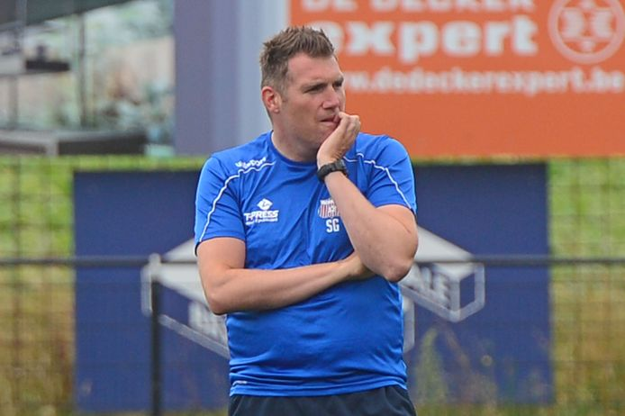 Trainer Stijn Geys krijgt met de terugkeer van Stéphane Odimboleko weer meer offensieve mogelijkheden.