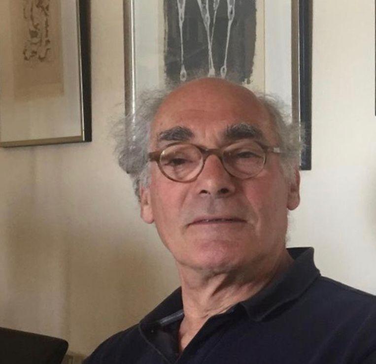 Jaap Rodrigues Pereira. Beeld