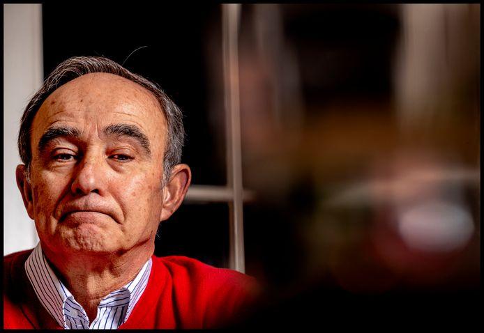 Julio Poch: Ik wil geen tijd meer verspillen aan ruzie. Foto Pim Ras
