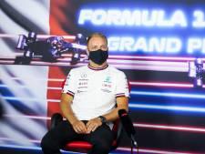 Bottas ontkent vertrek bij Mercedes