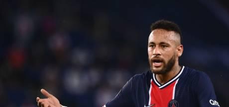 Neymar heeft met 34 miljoen hoogste belastingschuld Spanje