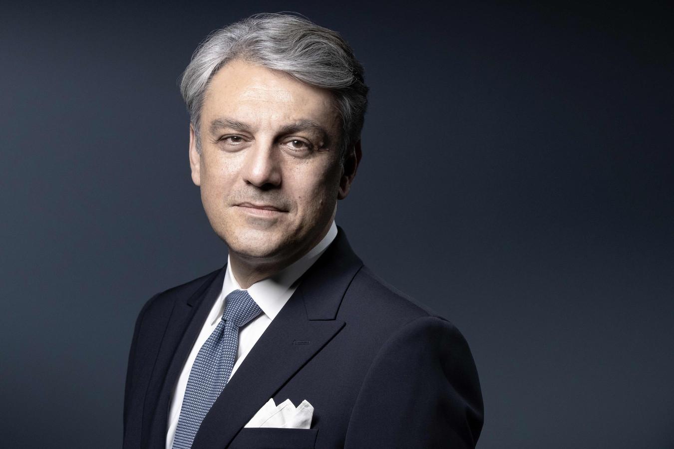 De Italiaan Luca de Meo, voorheen werkzaam bij Seat, is de nieuwe CEO van Renault