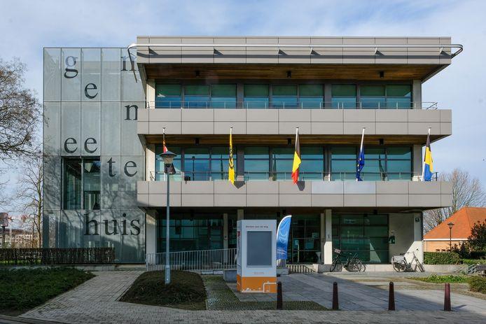 (Archiefbeeld) Het gemeentehuis van Machelen.