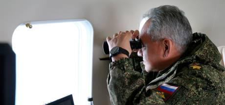 La Russie annonce un retrait de ses troupes de la frontière ukrainienne