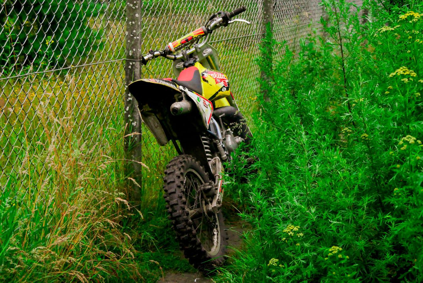 Crossmotoren en quads hebben geen kans meer op de heide en andere natuurgebieden rondom Oirschot. De gemeente gaat verbodsborden plaatsen en strenger handhaven. (Stockfoto)
