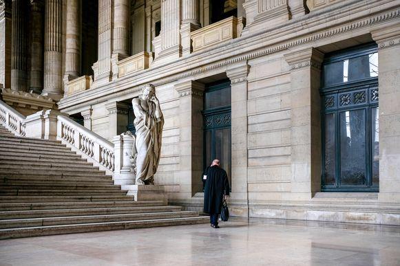 Brussels justitiepaleis, waar de zaak behandeld werd