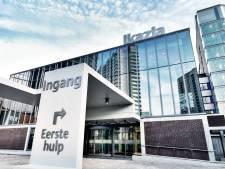 Ikazia Ziekenhuis waarschuwt: 'Kom vanavond niet op bezoek vanwege mogelijke rellen Zuidplein'