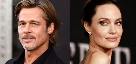 Kleine overwinning in scheidingszaak: Brad Pitt viert feestdagen met drie van z'n kinderen