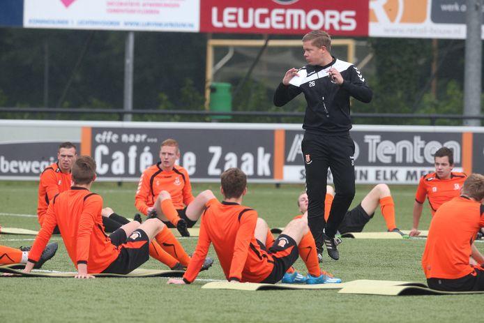 Erik Zandstra wordt trainer van Hulzense Boys in NIjverdal.
