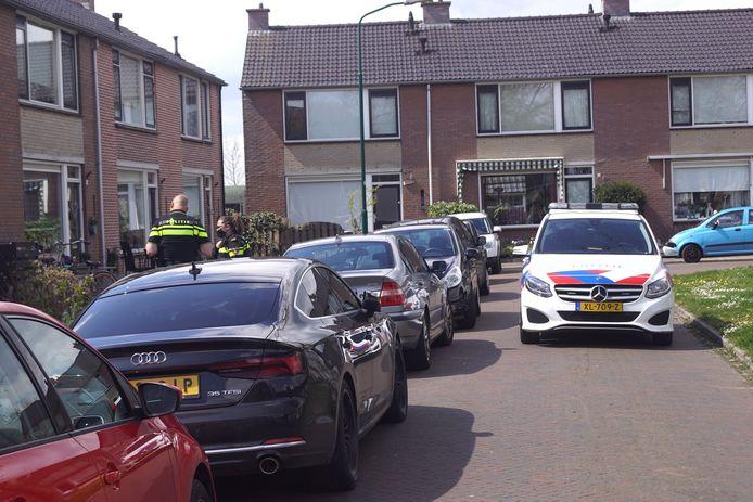 Op zaterdagmiddag 1 mei werd de politie met spoed opgeroepen naar de Medemblikker Span in Bunschoten.