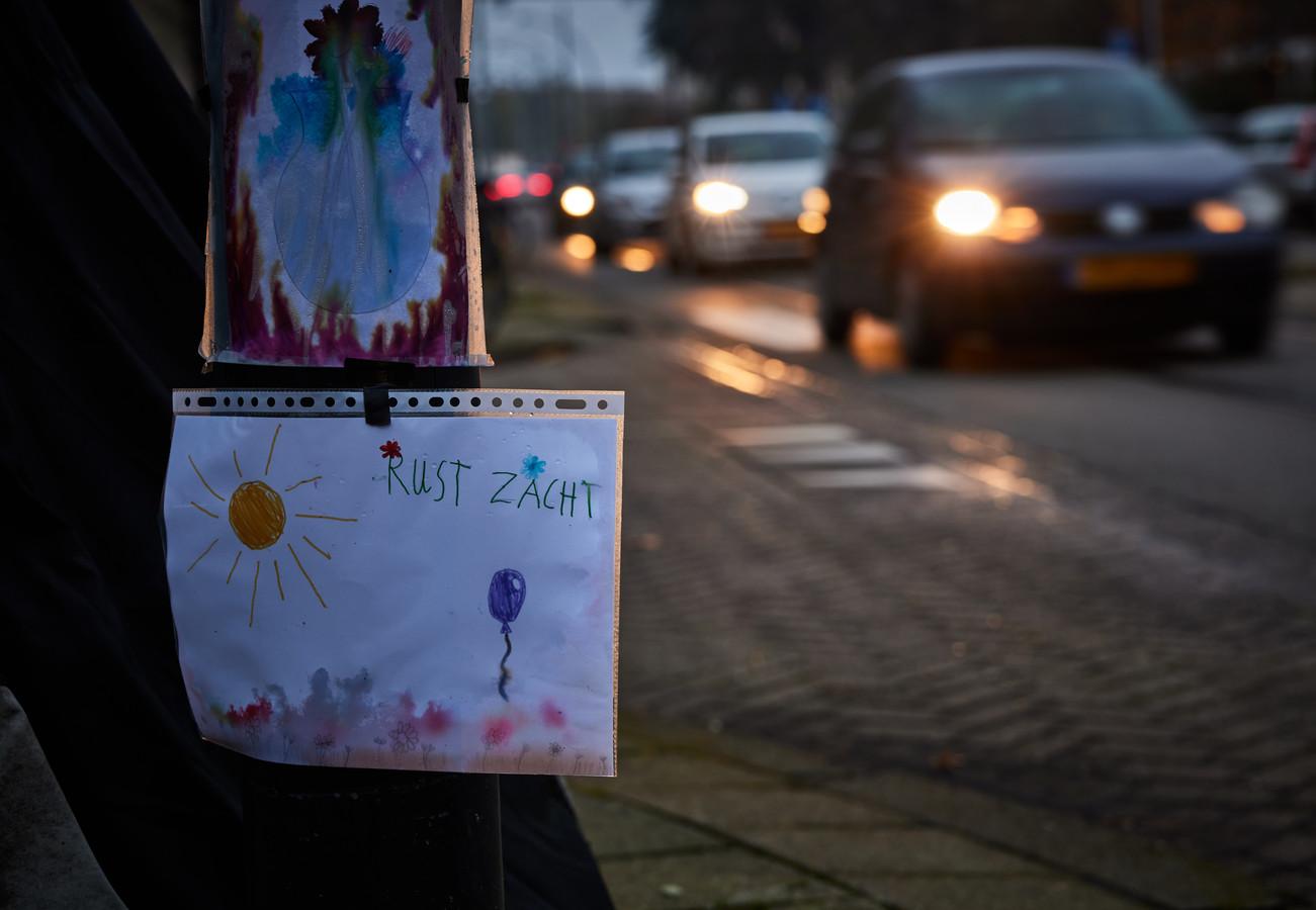 Op de Mathenesserlaan overleed in november een 14-jarig meisje nadat ze was geschept door een auto.