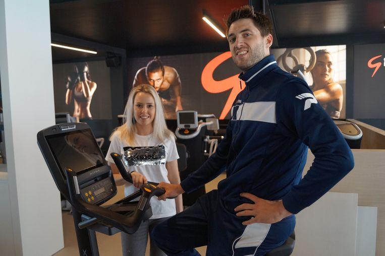 Pieter Coolman en Lien Tack openen een nieuwe fitnesszaak in Pittem