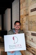Koen opent 'Dualita' op donderdag 13 mei.