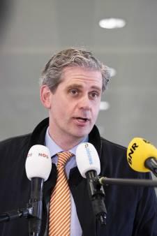 Kolff wil terrassen open: 'Niet om te versoepelen, maar om de openbare ruimte te vergroten'