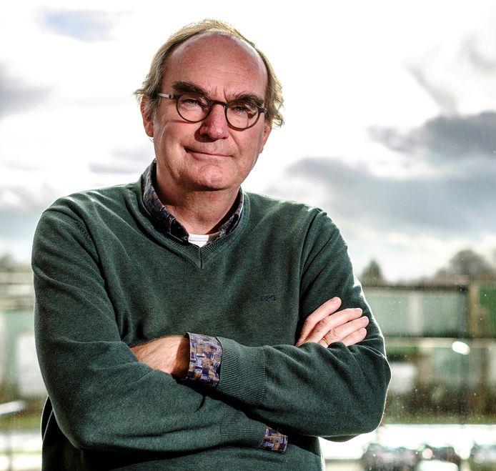 Psychiater en predikant Piet Verhagen.