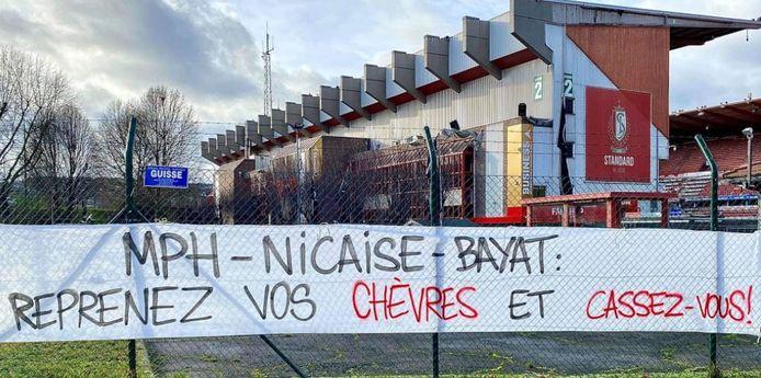 """""""MPH - Nicaise - Bayat: Reprenez vos chèvres et cassez-vous"""""""