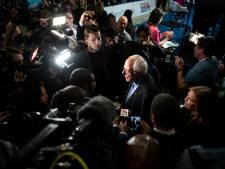 Rivalen noemen Sanders kansloos in presidentsrace tegen Trump