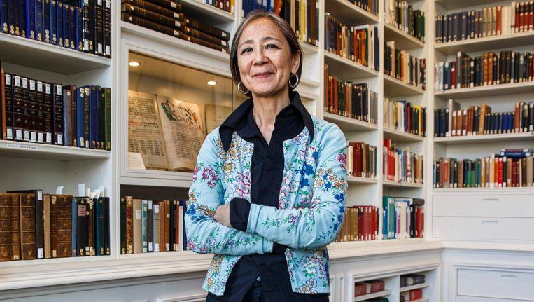 Diana Tjin: 'Ik ben altijd blij als ik weer terug ben in de stad' Beeld Carly Wollaert