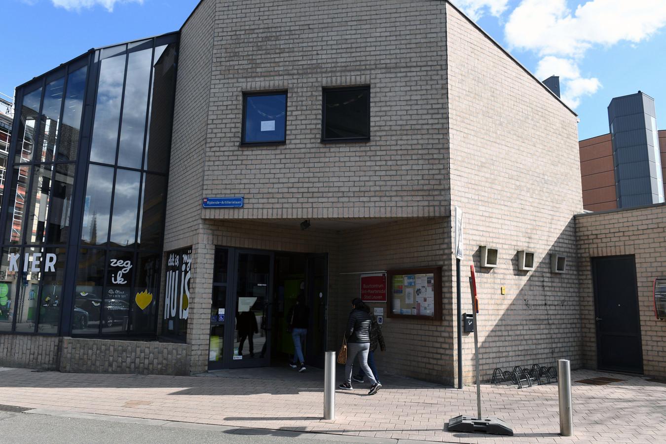 Buurtcentrum Sint-Maartensdal in Leuven