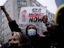 112 aanhoudingen in Brussel na rellen om dood van gearresteerde buurtgenoot