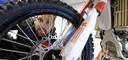 Tobi Diepenhorst reed zelf ook 'een keer of zes' de Supercross in Schijndel.