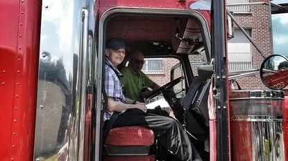 """""""Meerijden met truck is droom die uitkomt"""""""