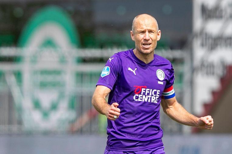 Arjen Robben. Beeld Pro Shots / Erik Pasman