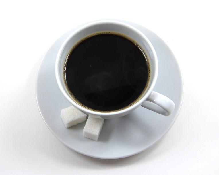 Er kon de afgelopen drie maanden slechts één persoon per dag langskomen, bijvoorbeeld om een kop koffie te drinken. Beeld Colourbox