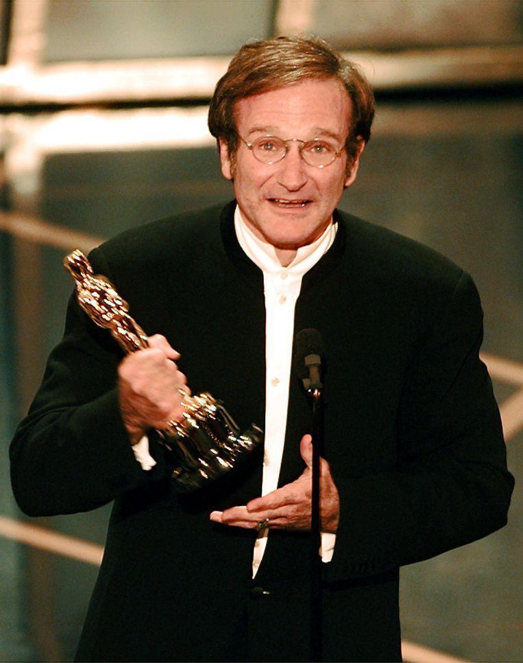 Voor zijn rol in 'Good Will Hunting' uit 1997 won hij een Oscar voor de beste mannelijke bijrol. Beeld PHOTO_NEWS