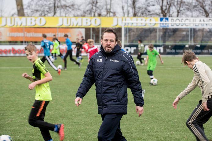 Marcel Muhlack blijft trainer bij FC Lienden.