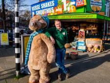 Bekende 'Trap-groenteboer' Frans van de Polder stopt: Nog één keer knallen