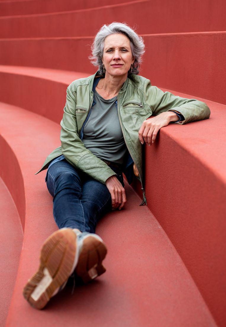 Josine Peters (49) Beeld Nosh Neneh