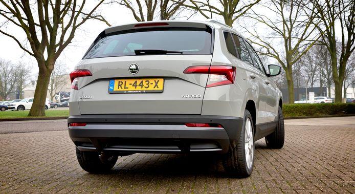 De Skoda Karoq heeft genoeg karakter om zich van de zustermodellen van VW en Seat te kunnen onderscheiden