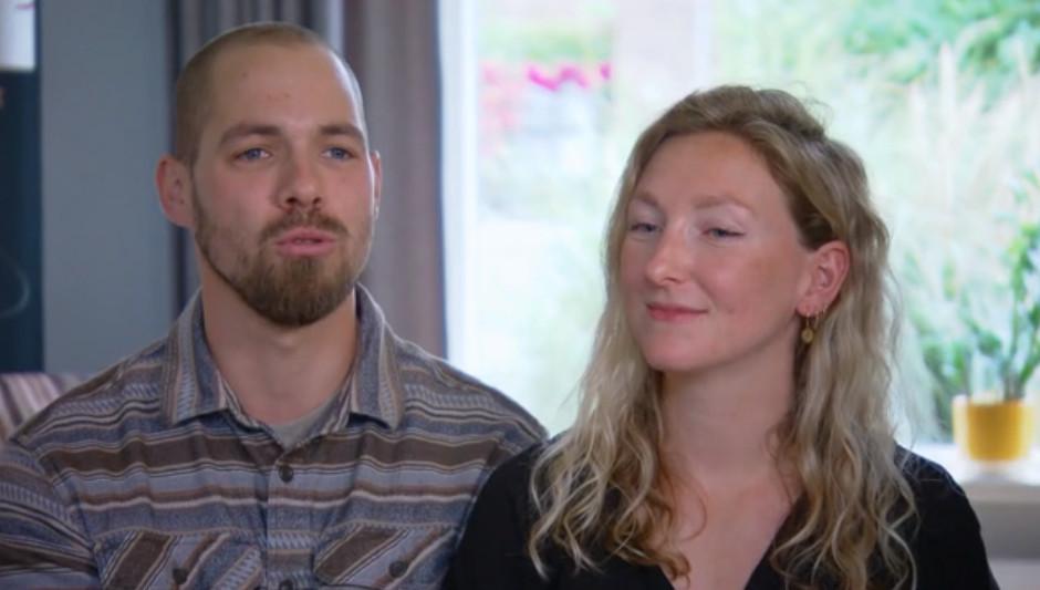 Alex en Pien tijdens de opnames van de RTL-kijkcijferhit Kopen zonder Kijken.