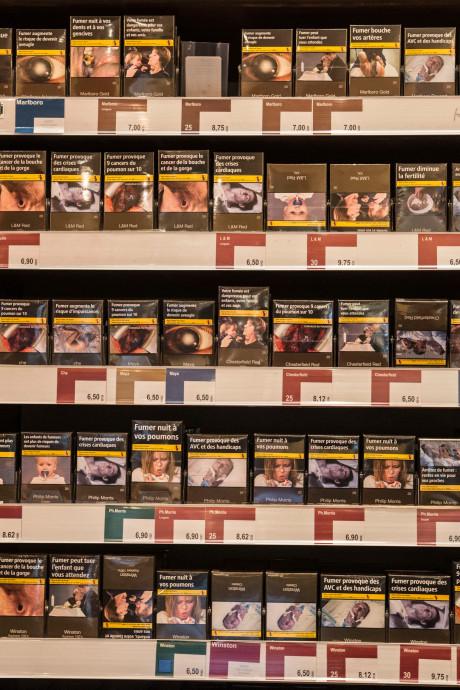 Le paquet de cigarettes classique passe à... 30 euros en Australie