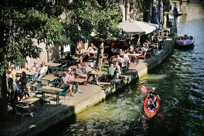 De gemeente Utrecht wil overlast op het water tegengaan door het inzetten van handhavers.
