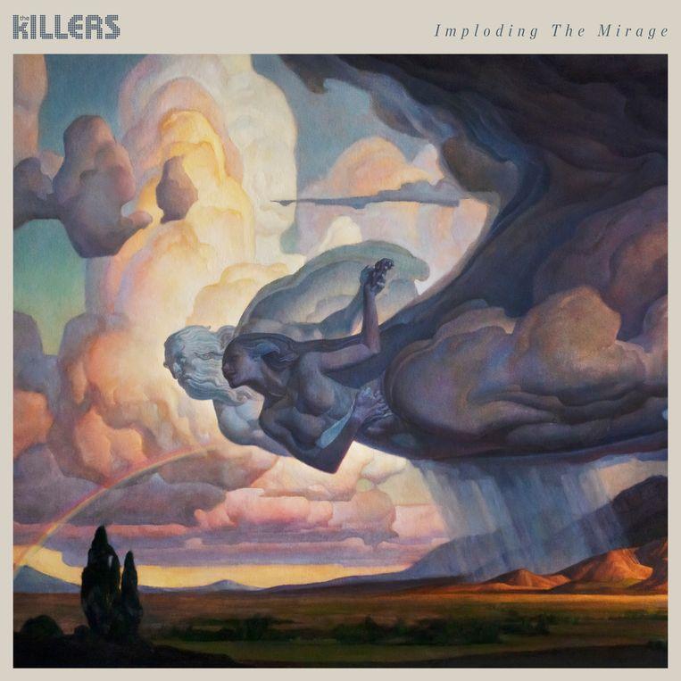 'Imploding The Mirage' van The Killers.  Beeld AP