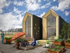 Cello laat 'gewone' burgers in Heijmanshuisjes op de Binckhorst wonen