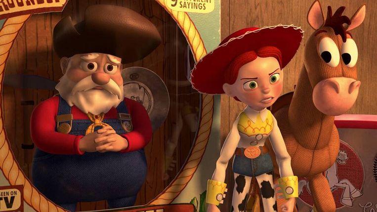 Toy Story 2 Beeld Pixar
