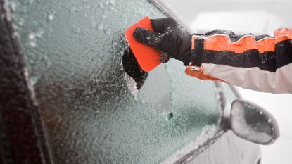 Opgelet voor gladde wegen morgenochtend en dagen erna: kwik zakt mogelijk tot -7 graden