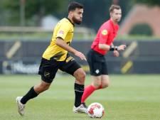 El Allouchi zag een hoop bekenden bij BSC: 'Leuk om tegen jongens uit Roosendaal te spelen'