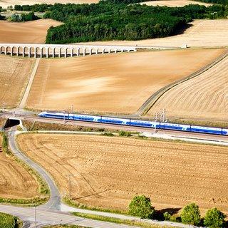 Onderzoek: meer Europese liefde voor de trein kan 8,35 miljoen ton CO2 schelen