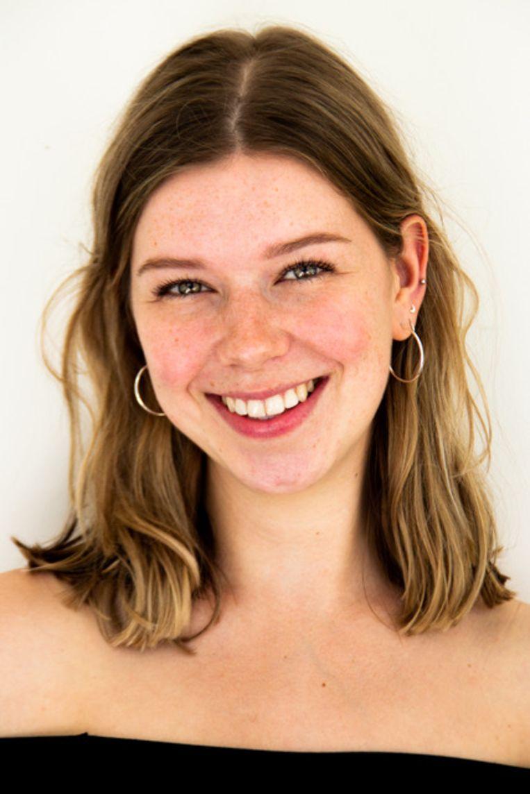Iris de Kock (23): 'Naar de rechter gaan werd me afgeraden, want als ik die zaak verlies kost me dat alleen maar meer geld.' Beeld