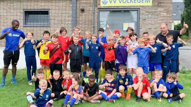 VV Volkegem organiseert tweede voetbalkamp in augustus